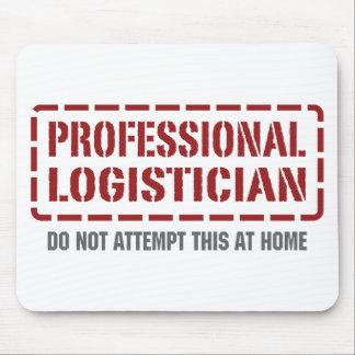 Professional Logistician Mouse Pad