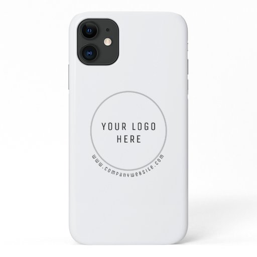 Professional Logo iPhone 11 Case