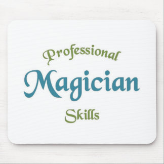 Professional Magician skills Mouse Pad