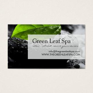 Professional Massage / Spa Business Card