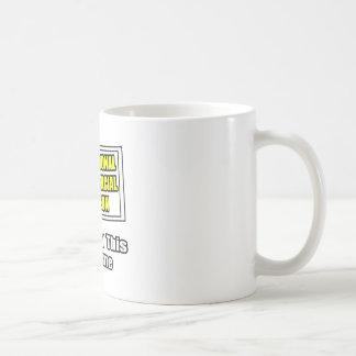 Professional Maxillofacial Surgeon...Joke Classic White Coffee Mug