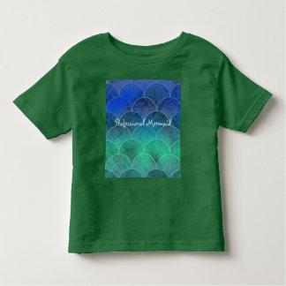 Professional Mermaid Toddler T-shirt