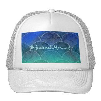 Professional Mermaid Trucker Hat