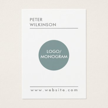Professional Business Professional minimalist style business card