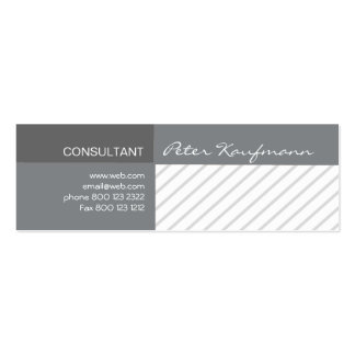 Professional Modern Promotion Business Card