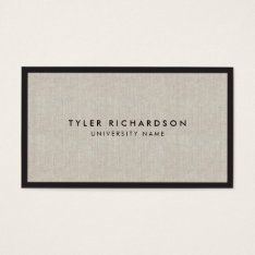 Professional New Graduate Student Business Card at Zazzle