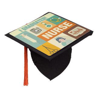 Professional Nurse Iconic Designed Graduation Cap Topper