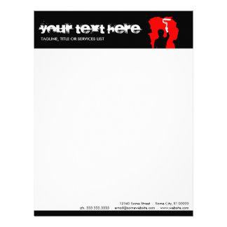 professional painter letterhead