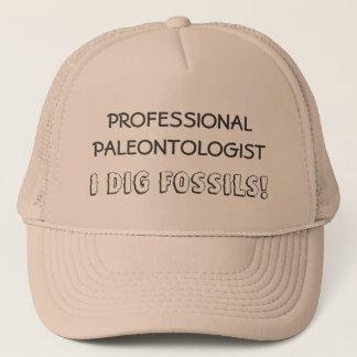 Professional Paleontologist - I Dig Fossils Trucker Hat
