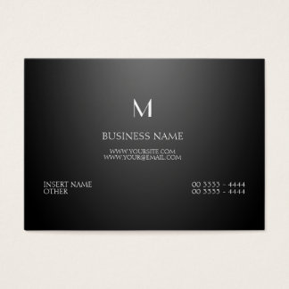 Professional Parisian Elegant Business Card