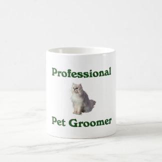 Professional Pet Groomer Mug