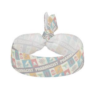 Professional Pharmacist Iconic Designed Elastic Hair Tie 2d5747e1fe3