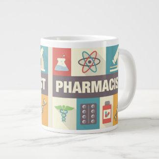 Professional Pharmacist Iconic Designed Giant Coffee Mug