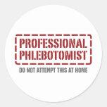 Professional Phlebotomist Sticker