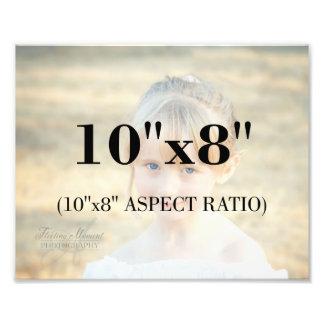 Professional Photo Template 10 x 8 Aspect Ratio