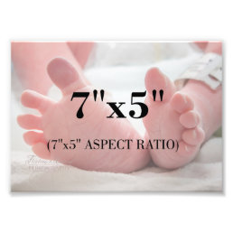 Professional Photo Template 7 x 5 Aspect Ratio