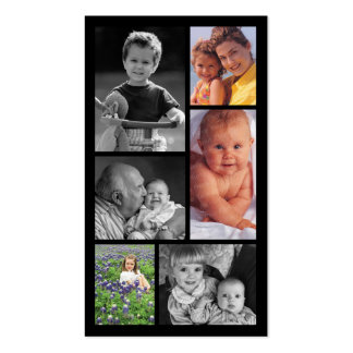 Professional Photographer Double-Sided Standard Business Cards (Pack Of 100)