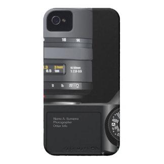 Professional Photographer Camera Blackberry Case