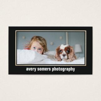 Professional Photographer Photography Photo Card