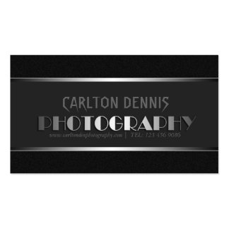 Professional Photography Business Card 2
