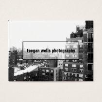 Professional Photography  Photographer Photo Card