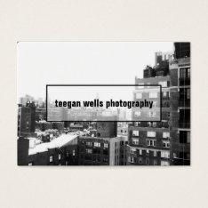 Professional Photography  Photographer Photo Card at Zazzle