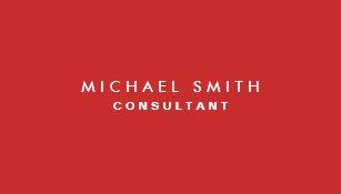 Red business cards templates zazzle professional plain elegant interior decorator red business card colourmoves