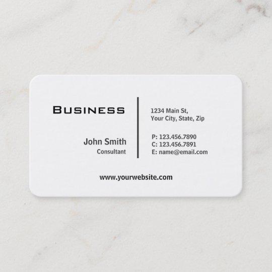 Professional plain elegant modern rounded corners business card professional plain elegant modern rounded corners business card colourmoves