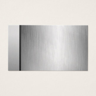 Professional Platinum Business Cards