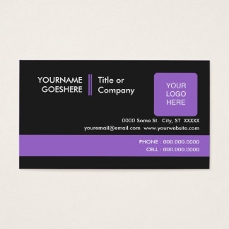 2 Sided Business Cards & Templates   Zazzle