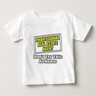 Professional Real Estate Agent...Joke Baby T-Shirt