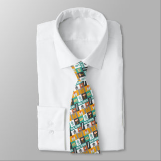 Professional Real Estate Agent Tie