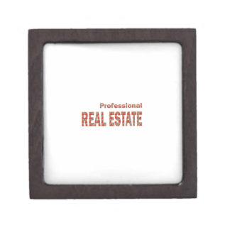 Professional REAL ESTATE House Condo Villa Town Ci Jewelry Box