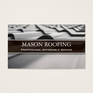 Roof Tile Business Cards Templates Zazzle