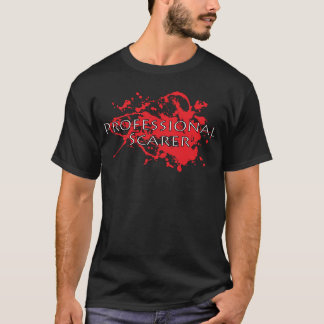 Professional Scarer Bloody T-Shirt