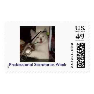 Professional Secretaries Week Postage