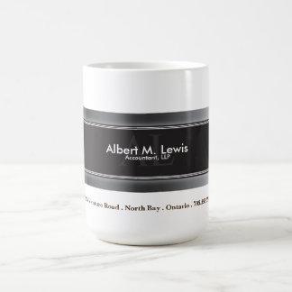 Professional Silver Metal Promotion Business Mug