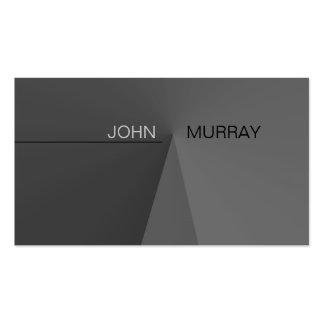 Professional Simple Elegant Business card