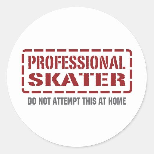Professional Skater Sticker