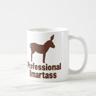 Professional Smartass Coffee Mug