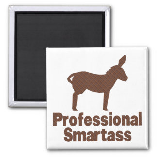 Professional Smartass Magnet