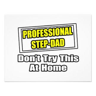 Professional Step-Dad Joke Announcement