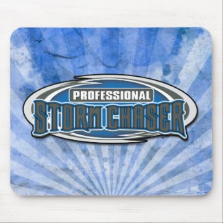 Professional Storm Chaser Mousepads mousepad