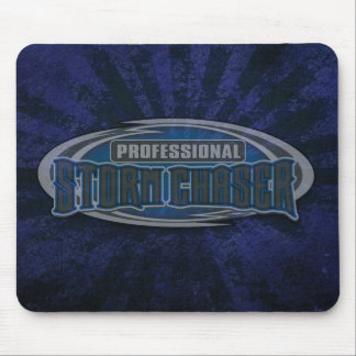 Professional Storm Chaser Mousepads Mousepads