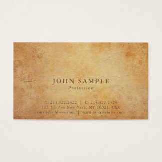 Professional Stylish Creative Plain Matte Luxury Business Card