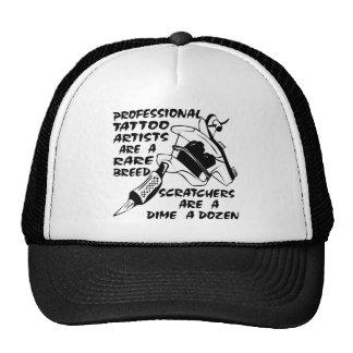 Professional Tattoo Artists Are A Rare Breed Trucker Hat