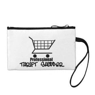 Professional Thrift Shopper Change Purse