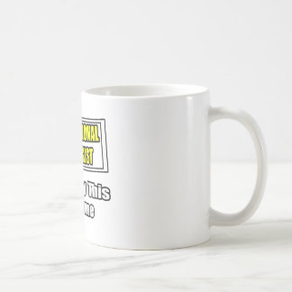 Professional Urologist...Joke Coffee Mug