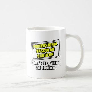 Professional Vascular Surgeon Coffee Mug