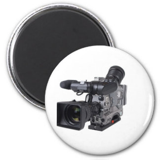 professional video camera 2 inch round magnet
